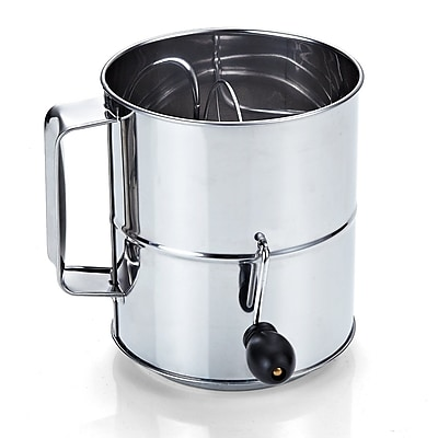 Cook N Home Cook N Home 8 Cup Flour Sifter WYF078276191523
