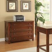 Wildon Home   2-Drawer File Cabinet