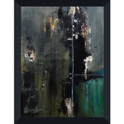 Tori Home Touch And Be Touched by Elwira Pioro Framed Painting Print