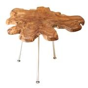 Hokku Designs I End Table; Natural