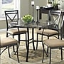 Dorel Living Devon 5 Piece Dining Set