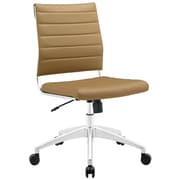 Modway Jive Mid-Back Task Chair; Tan