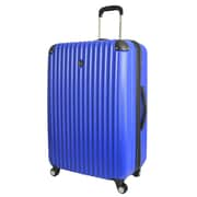 Travelers Club Chicago 28'' Hardside Spinner Suitcase; Royal Blue