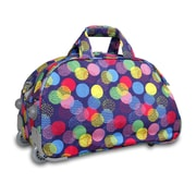 J World Christy Rolling Duffel Bag