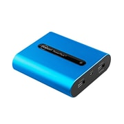 Acesori PowerPack10 Power Bank 10400mAh Battery Charger, Ice Blue (A-PPK10-IBL)