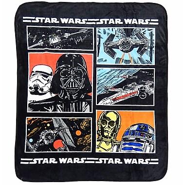Star Wars Classic Fleece Throw