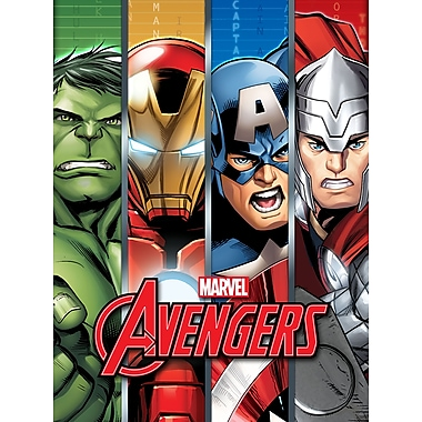 Avengers Assemble Fleece Blanket