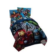 Avengers - Couette Assemble, pour lit simple/double
