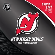 New Jersey Devils 2016 Box Calendar