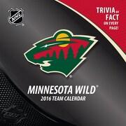 Minnesota Wild 2016 Box Calendar