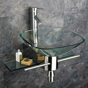 Kokols Single Bathroom Vanity Set