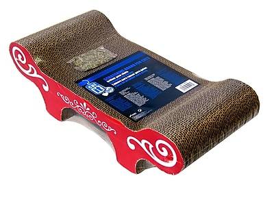 Hagen Catit Bench Cardboard Scratching Board WYF078276094504