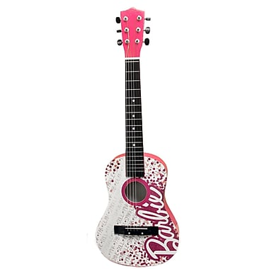 Barbie 93591837M Guitar, Pink