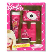 Barbie My Fab 3-in-1 Kit, Pink (93591845M)