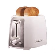 Brentwood 2 Slice Cool Touch Toaster, White (TS-292W)
