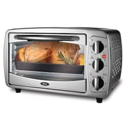 Oster Versatile 6 Slice Toaster Oven, Stainless Steel (TSSTTV0000)