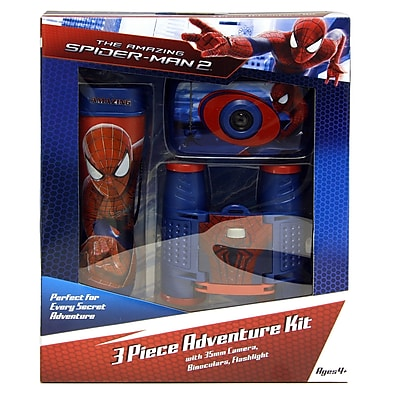 Spider Man 3-Piece Adventure Kit (93591849M) 1949705