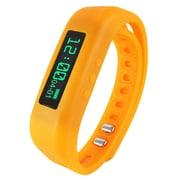 Supersonic® PowerX-fit Fitness Wristband, Orange (SC-62SWOrange)