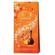 Lindor Dark Chocolate Truffles, 8.5oz, Orange (C000548)