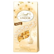 Lindor White Chocolate Truffles, 8.5 oz (C000816)