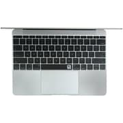 """EZQuest 12"""" Macbook Pro® US/ISO Invisible Keyboard Cover"""
