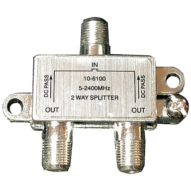 Axis High-frequency 2-way Splitter