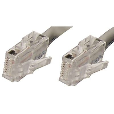 Axis Snagless Cat 5E UTP Patch Cables 5ft