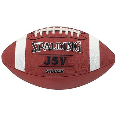 Spalding J5V Silver Spalding Football, NFHS Full Size