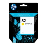 HP 82 Yellow Ink Cartridge (C4913A), 69ml