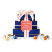 Lindor Holiday Tower, 40.2 oz (8263-HH)