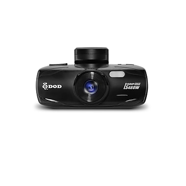 DOD LS460W Dash Camera Combo with 8GB SD Card