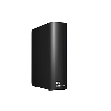 WD 3TB Elements External Desktop Hard Drive