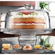 Home Essentials and Beyond Ally 6-in-1 Convertible Cake Stand