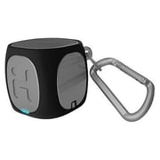 iHome iBT55BGC Bluetooth Portable Mini Speaker Black/Gray