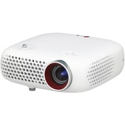 LG PW600G WXGA Portable LED Projector, White