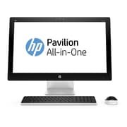 HP 27N110 Pavilion TouchSmart Intel Quad-Core i5-4460T 1TB HDD 8GB SDRAM Windows 10 All-in-One Desktop PC