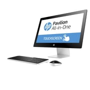 HP 23Q140 Pavillion AMD A10-8700P 1TB HDD 8GB SDRAM Windows 10 All-in-One Desktop PC