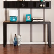 Holly & Martin Lydock Console Table; Black