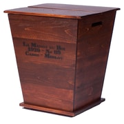 2 Day Vineyard Cart End Table