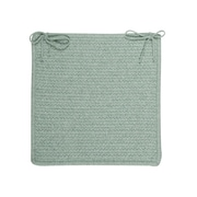 Colonial Mills Westminster Chair Pad; Moss Green