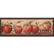 Illumalite Designs Apple Wall Art Plaque