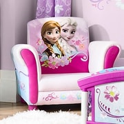 Delta Children Disney Frozen Kids Upholstered Arm Chair