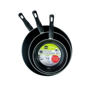 KoleImports 3-Piece Non-Stick Frying Pan Set
