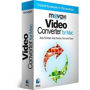 Movavi Video Converter 6 for Mac Business Edition for Mac, 1 User [Download]