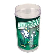 Wincraft Collegiate NCAA Glass (Set of 4); Notre Dame