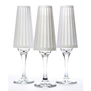 di Potter 3'' Paper Empire Lamp Shade (Set of 6); White