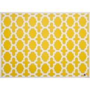di Potter Reversible Placemat (Set of 24); Golden Yellow