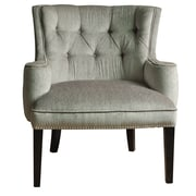 Crestview Fifth Avenue Nailhead Arm Chair