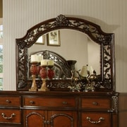 Avalon Furniture Vistoso Crowned Top Dresser Mirror
