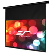 Elite Screens Starling Ceiling / Wall Mount White Electric Projection Screen; 135'' diagonal